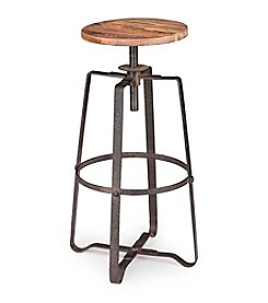 Zuo Era Distressed Wilde Barstool