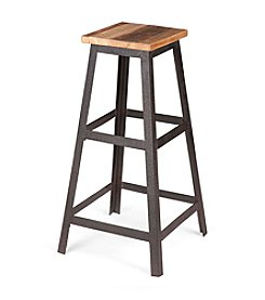 Zuo Era Distressed Cora Barstool