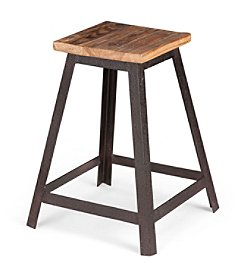 Zuo Era Distressed Leland Stool