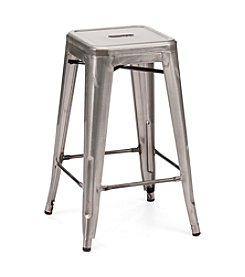 Zuo Modern Set of 2 Marius Counter Stools