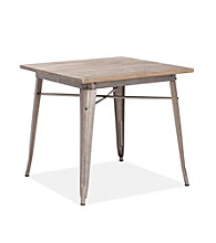 Zuo Modern Rustic Wood Titus Dining Table