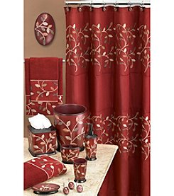 PB Home™ Aubury Burgundy Bath Collection