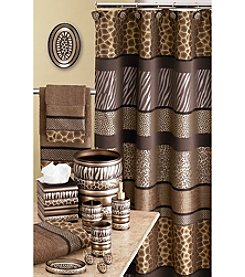 PB Home™ Safari Stripes Chocolate Bath Collection