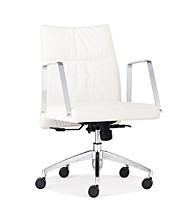 Zuo Modern Dean Low Back Office Chair