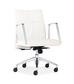 Zuo Modern Dean Low Back Office Chair