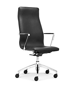 Zuo Modern Herald High Back Office Chair