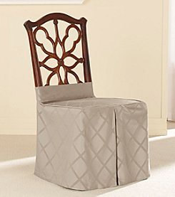 Sure Fit® Durham Dining Room Chair Skirt