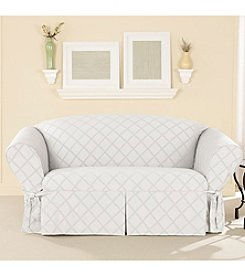 Sure Fit® Durham 1-pc. Loveseat and Sofa Slipcover