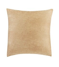 Sure Fit® Stretch Leather Pillow Slipcover