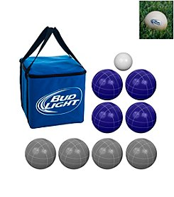 Trademark Games™ Bud Light Bocce Ball Set