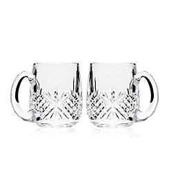Godinger® Dublin Set of 2 Beer Mugs