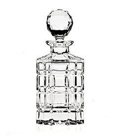 Godinger® Plaid Whiskey Decanter