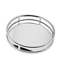 Godinger® Aspen Round Gallery Tray