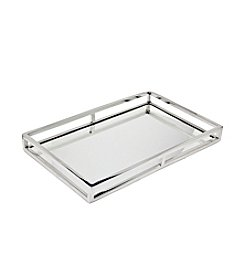 Godinger® Aspen Rectangle Gallery Tray