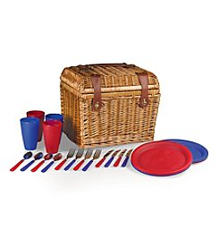 Picnic Time® Oxford Picnic Basket