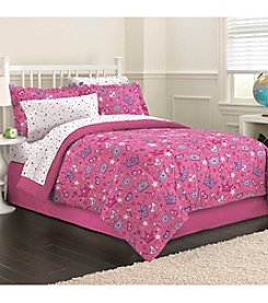 Dream Factory® Stars and Crown Comforter Set