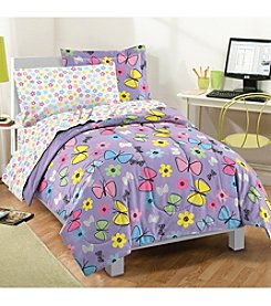 Dream Factory® Sweet Butterfly Comforter Set