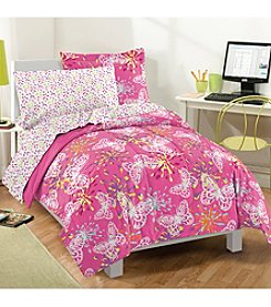 Dream Factory® Butterfly Party Comforter Set