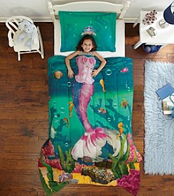 Dream Big™ Sea Princess Twin Comforter Set