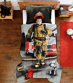 Dream Big™ Firefighter Twin Comforter Set