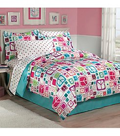 My Room® Peace Out Comforter Set