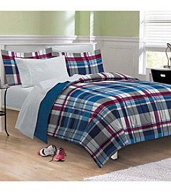 My Room® Varsity Plaid Comforter Set