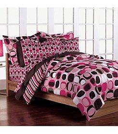 Loft Style® Opus Pink Comforter Set