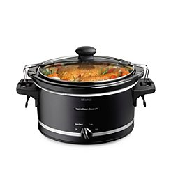 Hamilton Beach® Stay or Go 4-qt. Slow Cooker