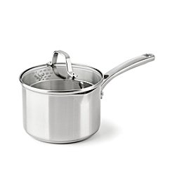 Calphalon® Classic Stainless Steel Covered Sauce Pan