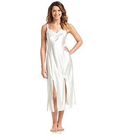 Linea Donatella® Debutante Dot Gown - Ivory