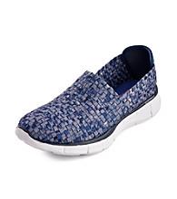 "Skechers® Sport ""Vivid Dream"" Active Shoes - Navy/White"