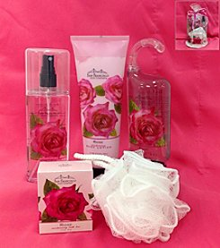 Fifth Avenue Gourmet Rose Spa Stack