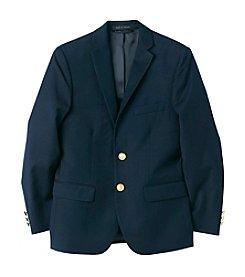 Lauren Ralph Lauren Boys' 8-20 Navy Blazer