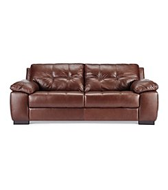 Chateau d'Ax Jackson Leather Sofa
