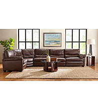 Softaly Nevada 5-pc. Sectional