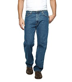 Levi's® Men's Big & Tall Dark Stonewash 550™ Relaxed Easy-Fit Jeans