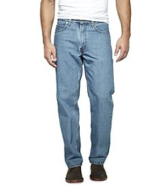 Levi's® Men's Big & Tall Medium Stonewash 550™ Relaxed Easy-Fit Jeans