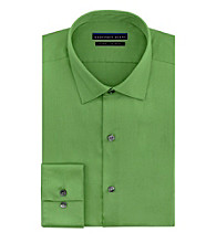 Geoffrey Beene® Men's Long Sleeve 'No-Iron' Dress Shirt