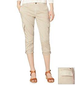Calvin Klein Jeans® Slim Cargo Crop