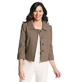 Tahari by Arthur S. Levine® Cropped Jacket