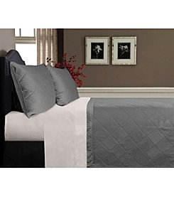 Veratex® Supreme Sateen 800-Thread Count  Egyptian Cotton Coverlet
