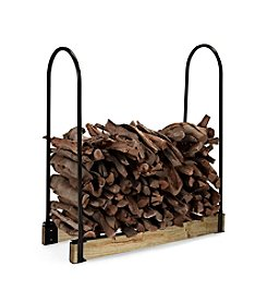 Crosley Furniture Hartman Adjustable Firewood Storage Rack