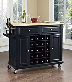 Crosley Furniture Wine Cart