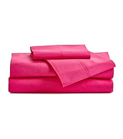Tommy Hilfiger® Raspberry Rose 200-Thread Count Sheet Set