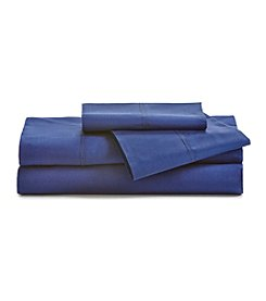 Tommy Hilfiger® Dark Blue 200-Thread Count Sheet Set