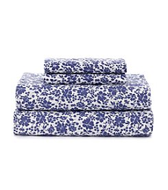 Tommy Hilfiger® Primrose Velvet Morning Sheet Set