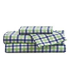 Tommy Hilfiger® Block Island Peapod Green Sheet Set