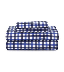 Tommy Hilfiger® Block Island Peacoat Navy Sheet Set