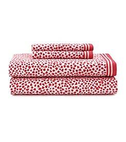 Tommy Hilfiger® Heartland Cherry Sheet Set