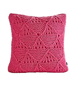 Tommy Hilfiger® Bar Harbor Ibis Rose Knit Pillow